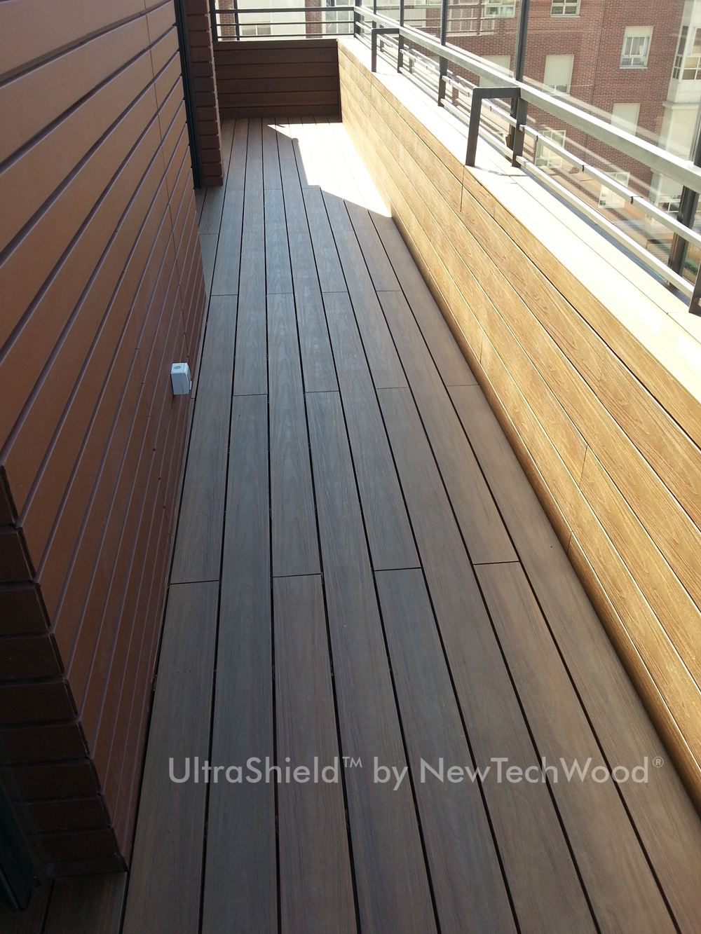 Eco Systems Distribution Grey Decking 5
